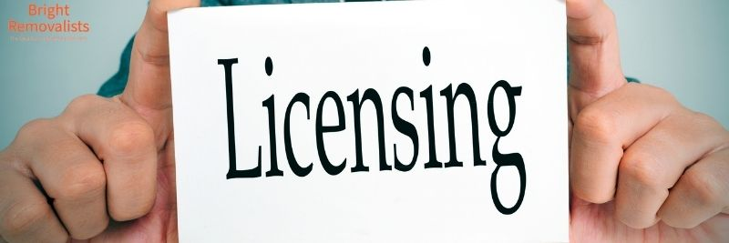 Are You a Licensed Company?