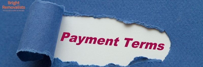 What Are Your Payment Terms and Procedure